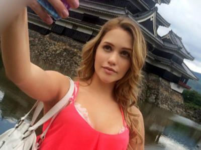 ロリスレンダーな美少女が温泉旅行でハメる企画なヤバイやつww