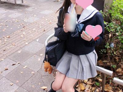 《JK円光》援交ロリ美少女を輪姦で痙攣アクメw