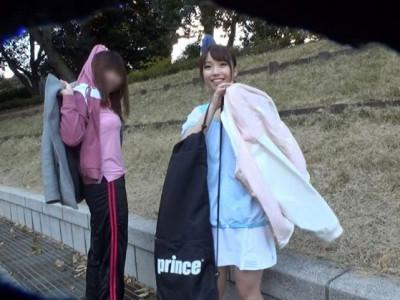 【JD中出し】素人美少女をコスプレ着衣でハメ撮りな企画!美少女が電マ痙攣なヤバイやつw